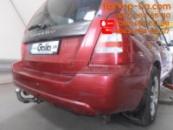 Тягово-сцепное устройство (фаркоп) Subaru Forester (1997-2008)
