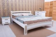 кровать Милана люкс с фрезировкой
