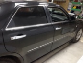 Chrysler 300C антихром