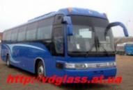 Лобовое стекло для автобусов KIA Granbird  в Никополе