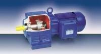 Цилиндрический соосный мотор-редуктор серии BG