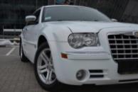Аренда комфортабельного автомобиля Chrysler 300C ( Крайслер300 С)