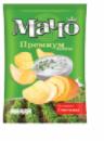 Чипсы Мачо «Сметана с зеленью» 60гр.