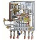 Тепловые пункты - с независимым отоплением и закрытым ГВС Danfoss Akva Lux VX