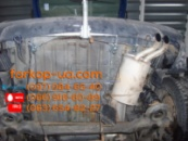 Тягово-сцепное устройство (фаркоп) Peugeot Expert (1995-2007)