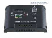 Контроллер заряда - разряда 10 А (авторежим) для солнечных панелей