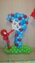 цифра 7 «человек паук»