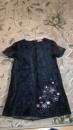 Нарядне легке плаття на 4-5лет