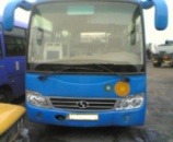 Лобовое стекло для автобусов Shaolin SLG 6600 в Днепропетровске