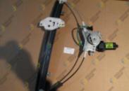 Электростеклоподъемник передний левый с мотором Ланос