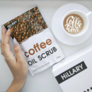 Кофейный скраб для тела Hillary Coffee Oil Scrub