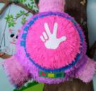 Пиньята Фиксики Помогатор Розовая, 210 см окружность