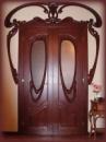 Двери деревянные. Изготовление дверей из массива дерева Кривой Рог цена