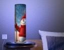 Светильник Новогодний снеговик.