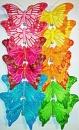 декоративная бабочка на прищепке,12см