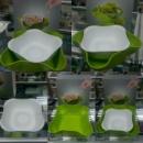 Чаша миска для овощей риса орехов горох фруктов салатов Remax rt-fb01 Емкость