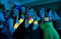 Неоновые светящиеся палочки браслет-100шт