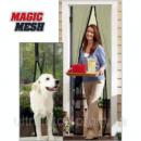 Антимоскитные магнитные шторы Magic Mesh