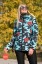 Дэми куртка на холлофайбере м-2хл
