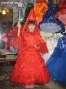 Фея в красном - карнавальный костюм на прокат
