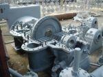 Паровая турбина ПР 6-35/5/1,2М Паровая противодавленческая турбина с генератором с хранения.