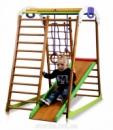 Спортивный детский комплекс не цветной BabyWood складывается что очень практично