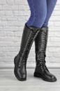 Женские высокие сапоги на шнуровке Rocky