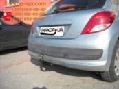 Тягово-сцепное устройство (фаркоп) Peugeot 207 (hatchback) (2006-2012)