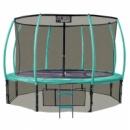 Батут 10FT с защитной сеткой и лестницей диаметр 304 см