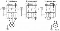 Автоматические выключатели Hager для защиты двигателей