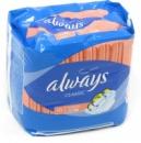 Прокладки Always Classic normal 4 капли (10шт)