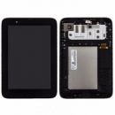 Дисплейный модуль для планшета 7 Lenovo Tab 2 A7-30 A3300, дисплей с тачскрином