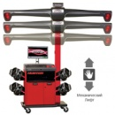 Cтенд развал-схождения 3-D, 4 камеры Hawkeye ELITE® и ПО WinAlign® (HUNTER)