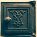 Дверка топочная ДТ-1 «Орнамент»