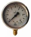 112704 Манометр - системы измерения давления воздуха 10Bar