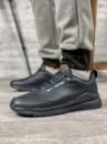 Кроссовки мужские 14524, Nike Rivah, темно-синие [ 42 43 ] р.(42-26,5см)