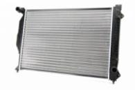 Радиатор, охлаждение двигателя AUDI A6, ALLROAD 2.5D/2.7 07.97-08.05 Вид коробки передач: механическая коробка передач