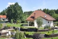 Дом 330 м2 с участком 1900 м2 в Польше