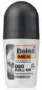 Дезодорант - антиперспирант Balea men Invisible шариковый (Германия) 50мл.