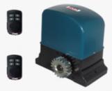 GANT IZ-600. Электропривод для откатных ворот весом до 600кг.