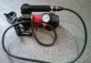 Автомобильный компрессор JD 150