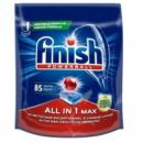 Finish Calgonit all in one 85шт. таблетки для посудомоечной машины