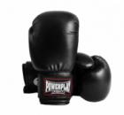 Боксерські рукавиці PowerPlay 3004 Чорні 10 унцій