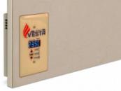 Керамический инфракрасный обогреватель VESTA ENERGY PRO 500 с программатором белый