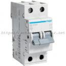 Автоматический выключатель Hager 2P 6kA C-2A 2M