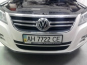 Работа над Volkswagen Tiguan