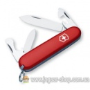 Нож 0.2503 Victorinox Recruit красный