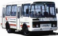 Лобовое стекло для автобусов ПАЗ  3205 в Никополе