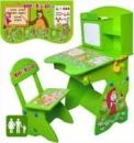 Дитячі меблі,мольберти,столики