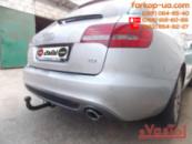 Тягово-сцепное устройство (фаркоп) Audi A6 (2004-2011)